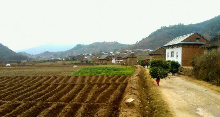 Chitlang Village Hike
