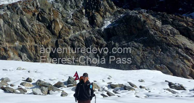 Gokyo, Cho-la Pass Trek