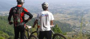 Biking or Cycling in Nepal