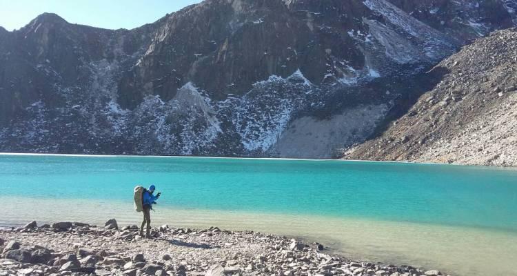 Everest Base Camp, Cho-la and Renjo-la Pass Trek