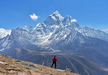 Everest Base camp trek, Island peak climb